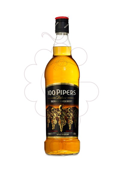 Foto Whisky 100 Pipper's