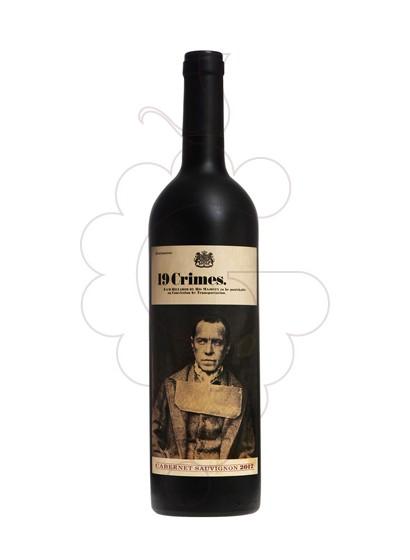 Foto 19 crimes cabernet sauvig. 17 vino tinto