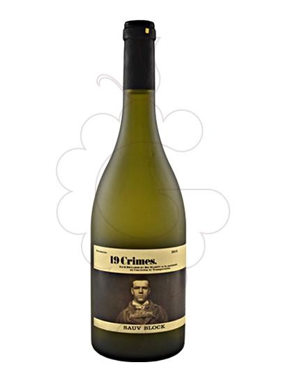 Foto 19 Crimes Sauvignon Block vino blanco