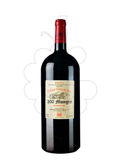 Foto 200 Monges Reserva Magnum vino tinto