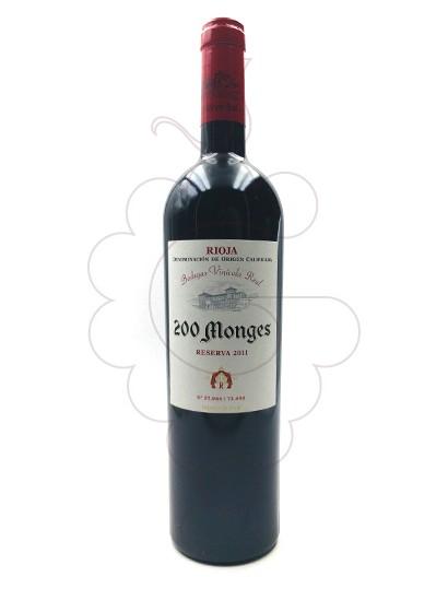 Foto 200 Monges Reserva vino tinto