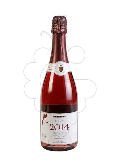 Foto 2014 Rosado Brut Nature vino espumoso