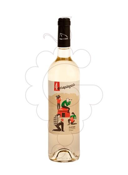 Foto 4 arreplegats blanc 75 cl vino blanco