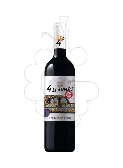 Foto 4 Llaunes vino tinto