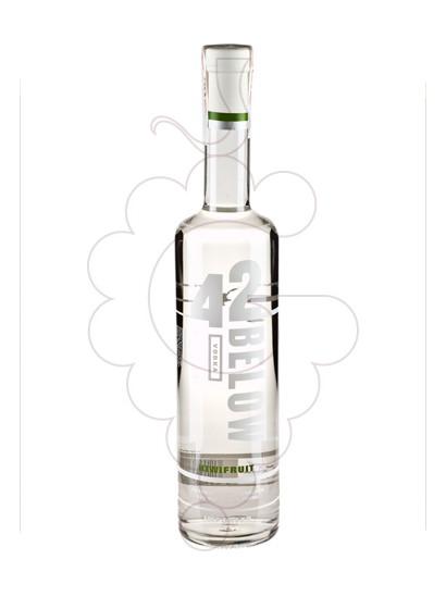 Foto Vodka 42 Below Kiwifruit
