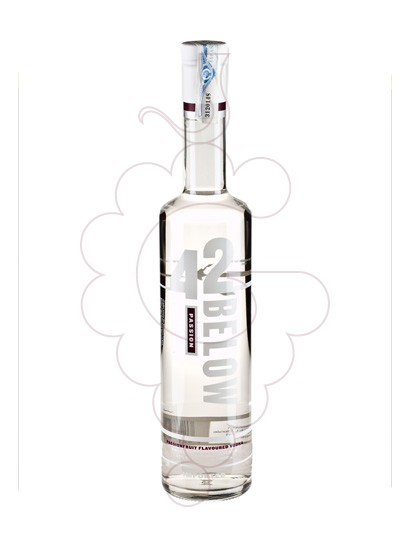 Foto Vodka 42 Below Passion