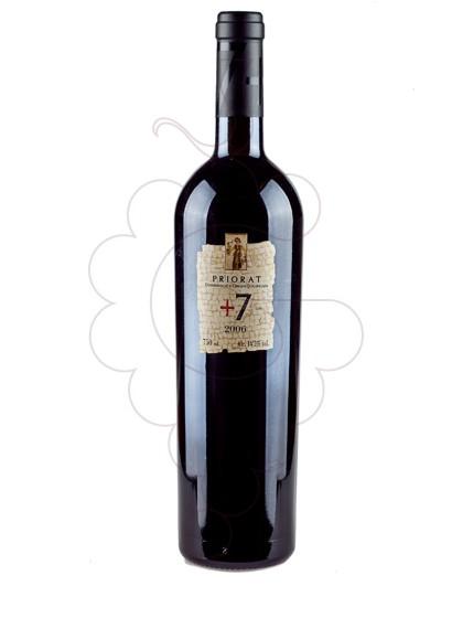 Foto + 7 vino tinto