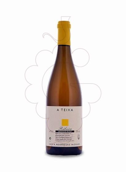 Foto A Teixa vino blanco