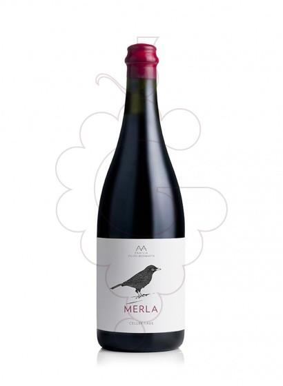 Foto AA Merla  vino tinto