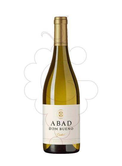 Foto Abad Dom Bueno Godello vino blanco