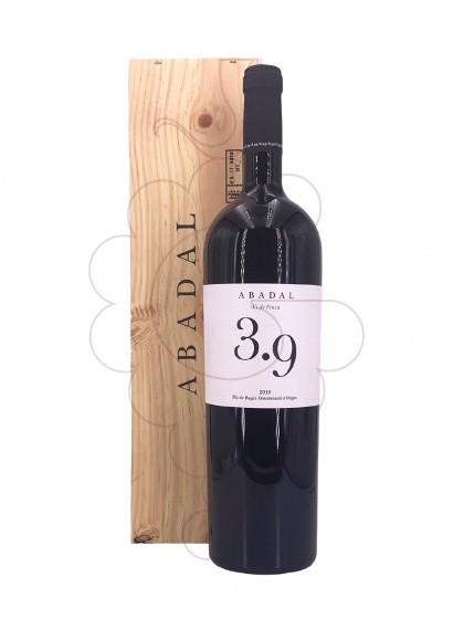 Foto Abadal 3.9 Magnum  vino tinto