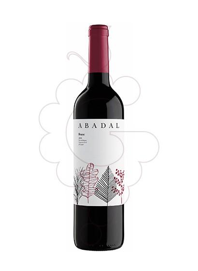 Foto Abadal Franc vino tinto