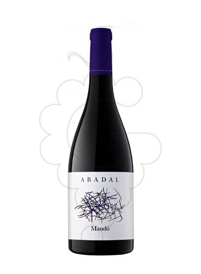 Foto Abadal Mandó vino tinto