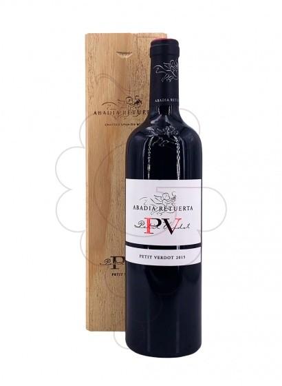 Foto Abadía Retuerta Petit Verdot vino tinto