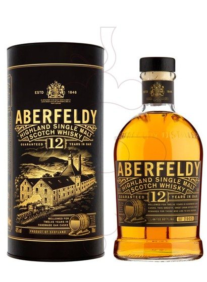 Foto Whisky Aberfeldy 12 Años