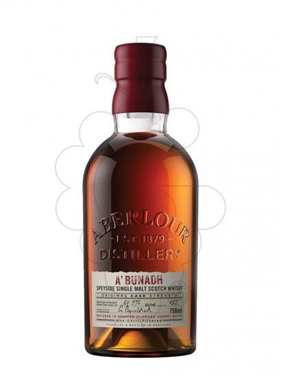 Foto Whisky Aberlour A'Bunadh