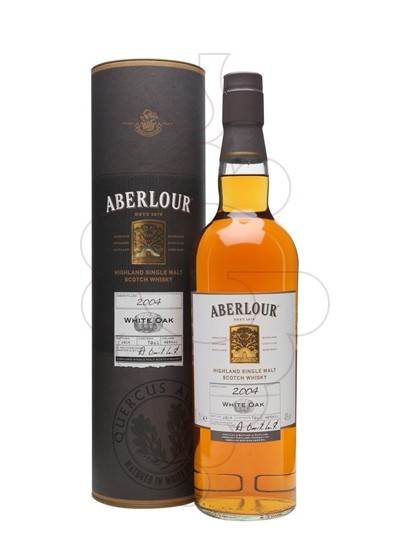 Foto Whisky Aberlour White Oak 2004