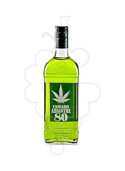Foto Aperitivo Absenta 80 Cannabis