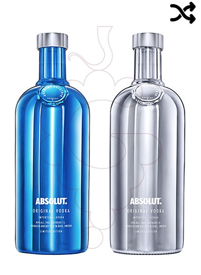 Foto Vodka Absolut Electrik