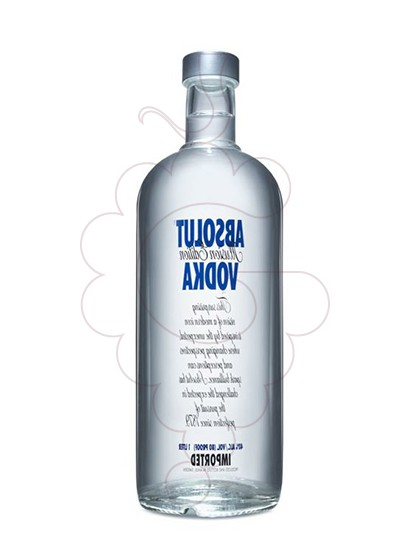 Foto Vodka Absolut Illusion Edition