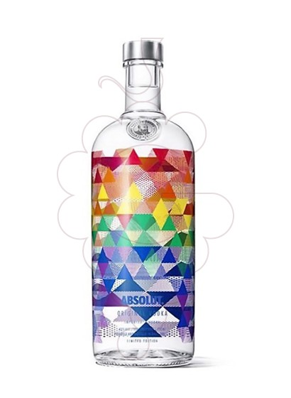 Foto Vodka Absolut Mix