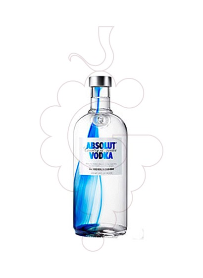 Foto Vodka Absolut Originality Edition