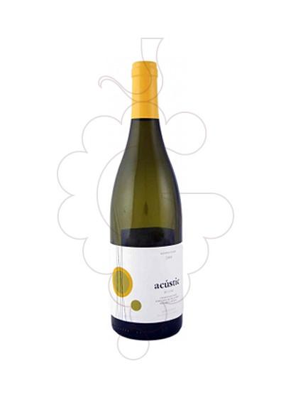 Foto Acústic Blanc vino blanco
