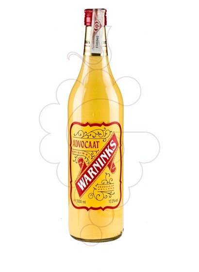 Foto Licor Advocaat Warninks