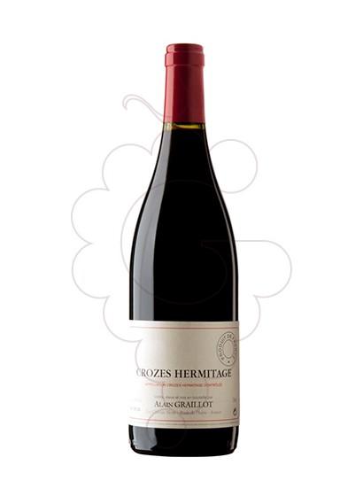 Foto Alain Graillot Crozes-Hermitage vino tinto