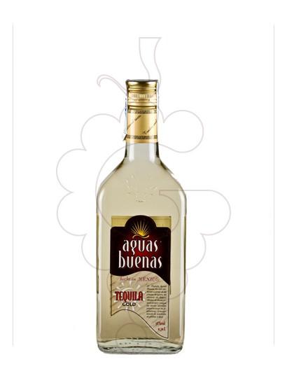 Foto Tequila Aguas Buenas Gold