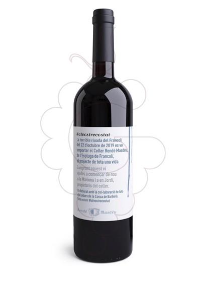 Foto Al Vostre Costat vino tinto