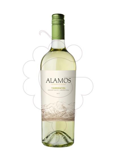 Foto Alamos Torrontés vino blanco