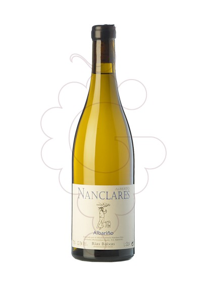 Foto Albariño Alberto Nanclares vino blanco