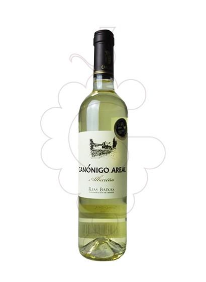 Foto Albariño Canónigo Areal vino blanco