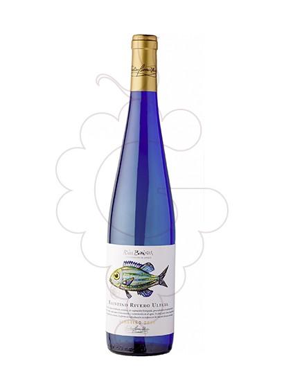 Foto Albariño Faustino Rivero vino blanco