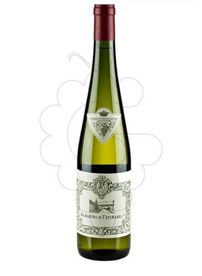 Foto Albariño Fefiñanes Blanc vino blanco