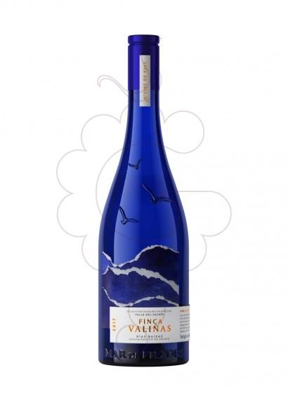 Foto Albariño Finca Valiñas  vino blanco