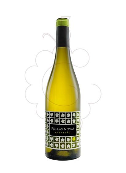 Foto Albariño Follas Novas Magnum vino blanco