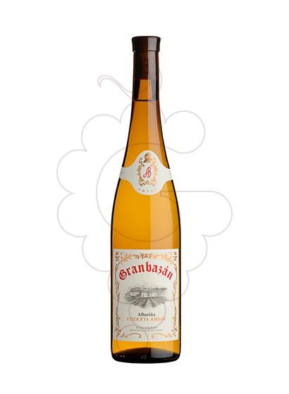 Foto Albariño Granbazan  vino blanco