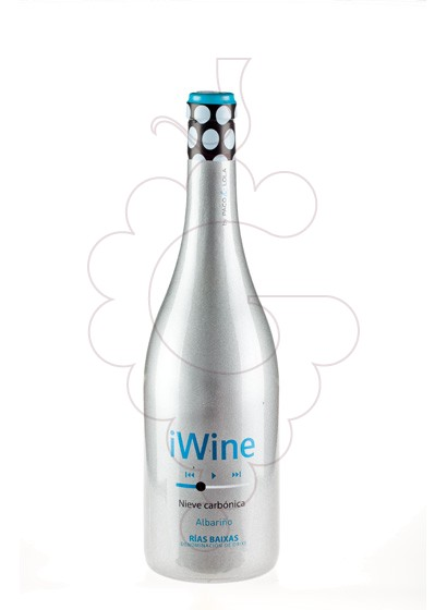 Foto Albariño IWine (Nieve Carbónica) vino blanco