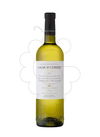 Foto Albariño Lagar de Cervera vino blanco