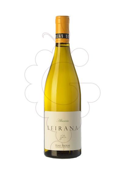 Foto Albariño Leirana vino blanco