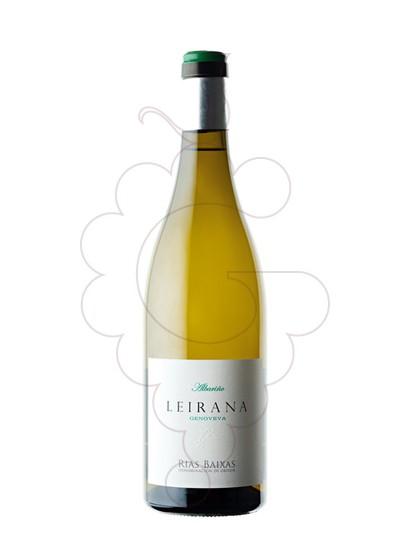 Foto Albariño Leirana Genoveva vino blanco