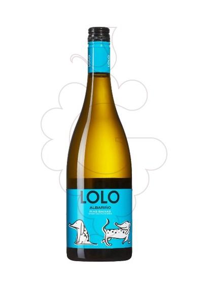 Foto Albariño Lolo vino blanco
