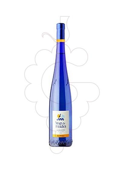 Foto Albariño Mar de Frades Magnum vino blanco