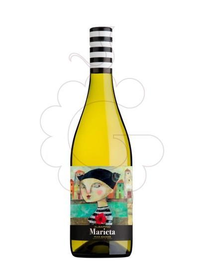 Foto Albariño Marieta vino blanco