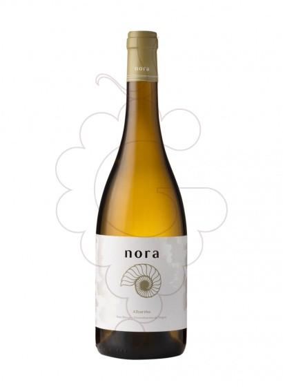 Foto Albariño Nora vino blanco