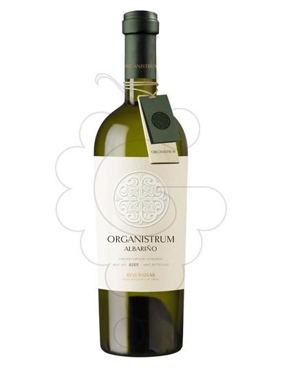 Foto Organistrum vino blanco