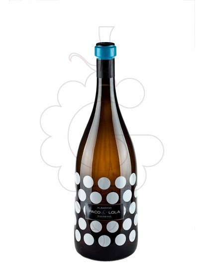 Foto Albariño Paco & Lola Jeroboam vino blanco