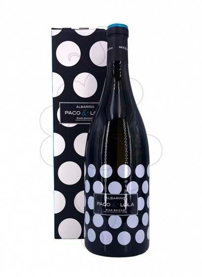 Foto Albariño Paco & Lola Magnum vino blanco
